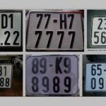 Thám tử xác minh biển số xe máy, xe hơi