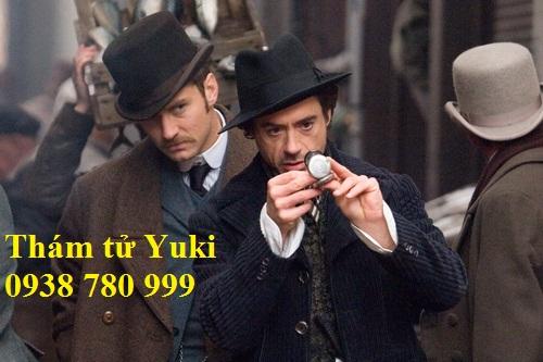 công ty thám tử yuki